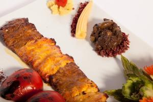 خوراک کباب بختیاری